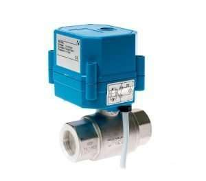 Actuated ball valves 20mm – £102.49
