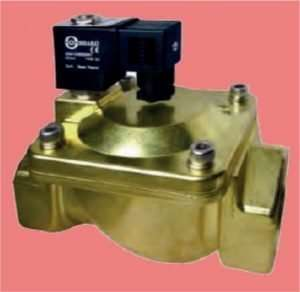 65mm Normally Closed Solenoid Valve 24DC – £1475.50