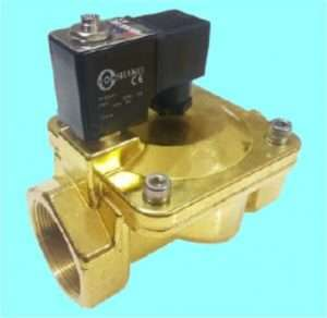 Normally open solenoid valve 65mm – £1,501.50
