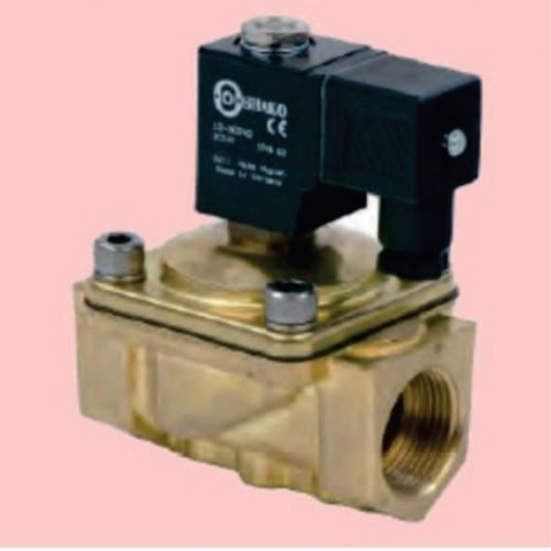 Small Normally Closed Solenoid Valve