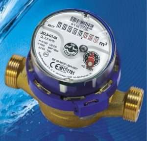 15mm WRAS Water Meter – £55.00