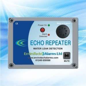 Echo Repeater Water Leak Detection
