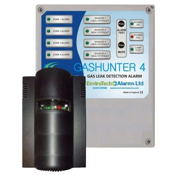 Gas Hunter 4 Gas Leak Detection