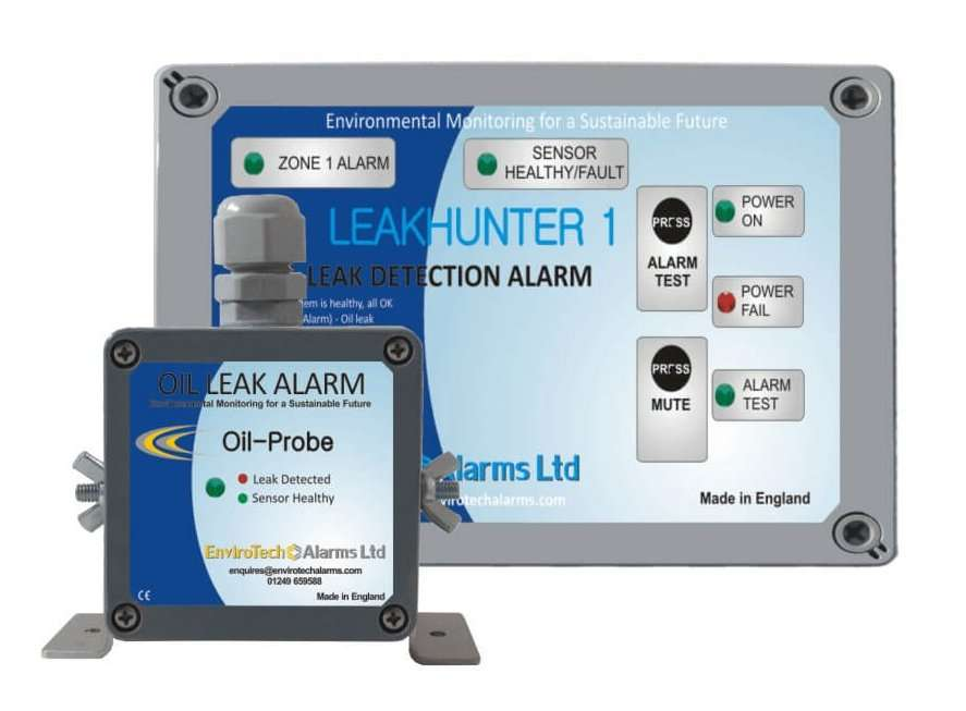 Leak Detection Alarm