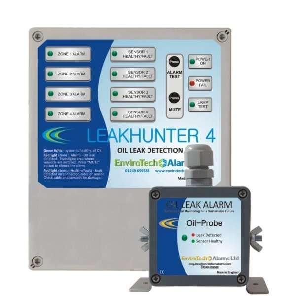 Oil Leak Detection Sensors