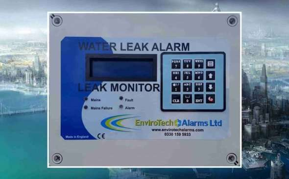 Leak Monitor Alarm