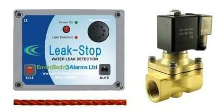 Tea Point Water Leak Detection