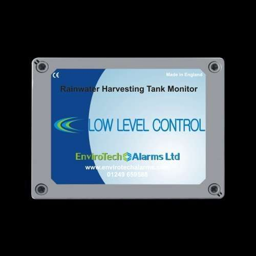 Low level alarm panel