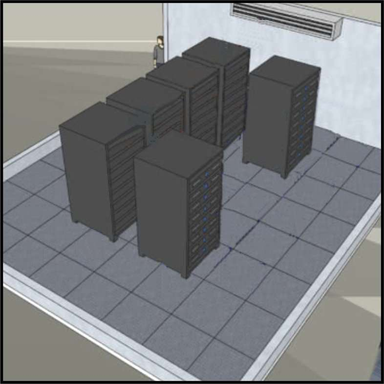 Comms Room Water Leak Detection