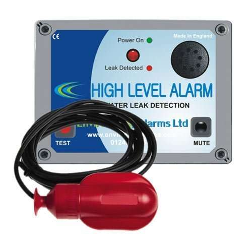 High Level Alarm Panel