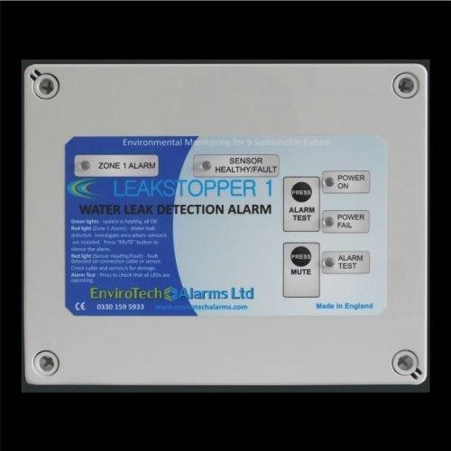Leakstopper 1 water leak detection alarm